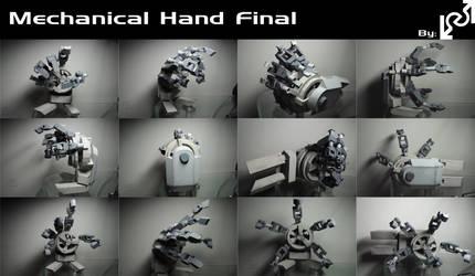 Mechanical Hand Final