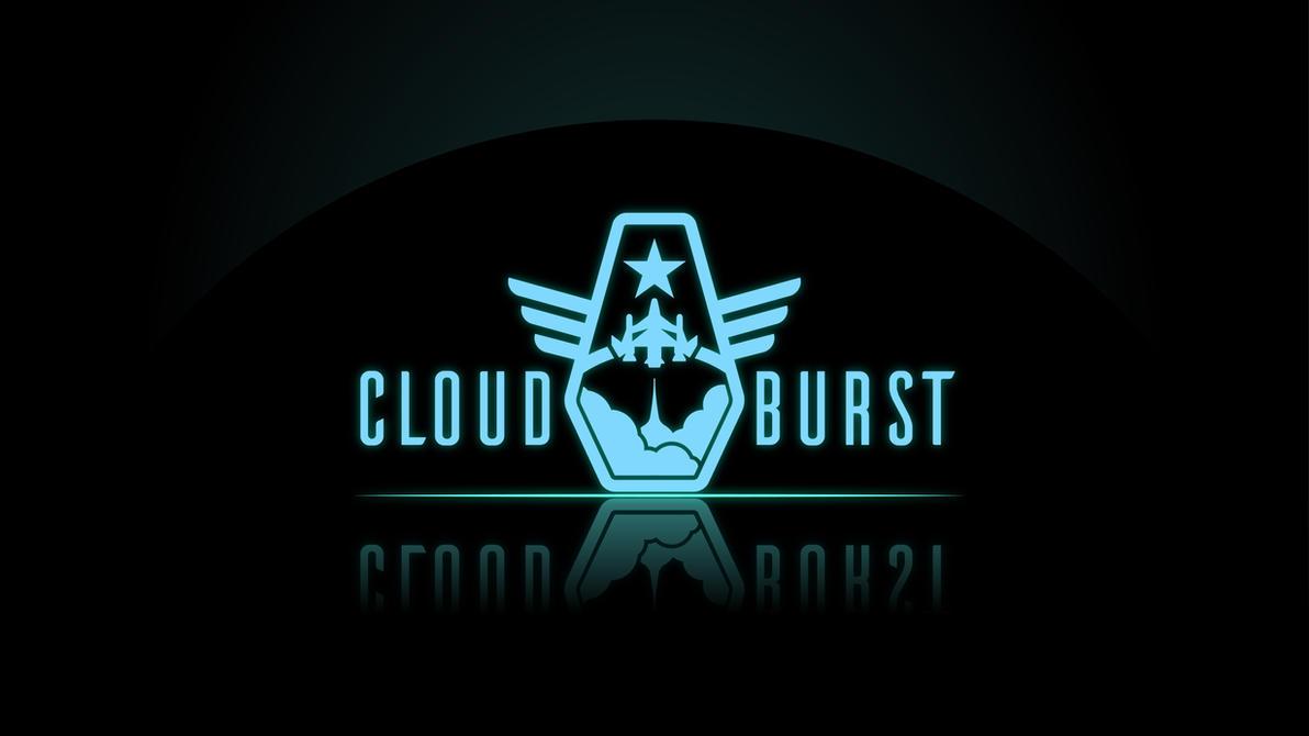 Cloudburst Logo Wallpaper By Nirvana Band