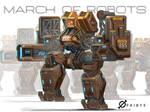 March of Robots no.1