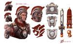 New Roman Times - Generic Armor