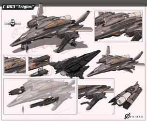 C-003 Triglav by Loone-Wolf