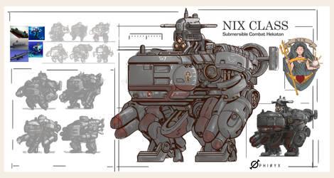 Deadreef Pattern-Nix Class