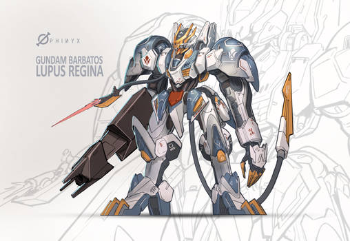 Barbatos Lupus Regina