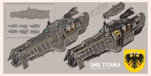 SMS Titania