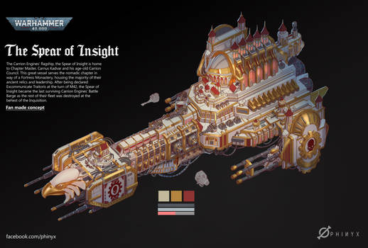 The Spear of Insight