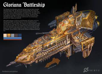 Celestial Lions Battleship