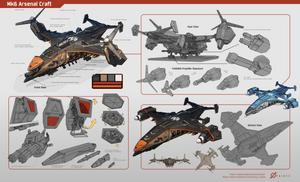 Commission-Mk6 Arsenal Craft