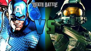 Death Battle: Captain America vs Master Chief