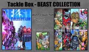 Beast Wars unofficial fanart book