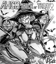 TRICK or TREAT  Witch Slipstream