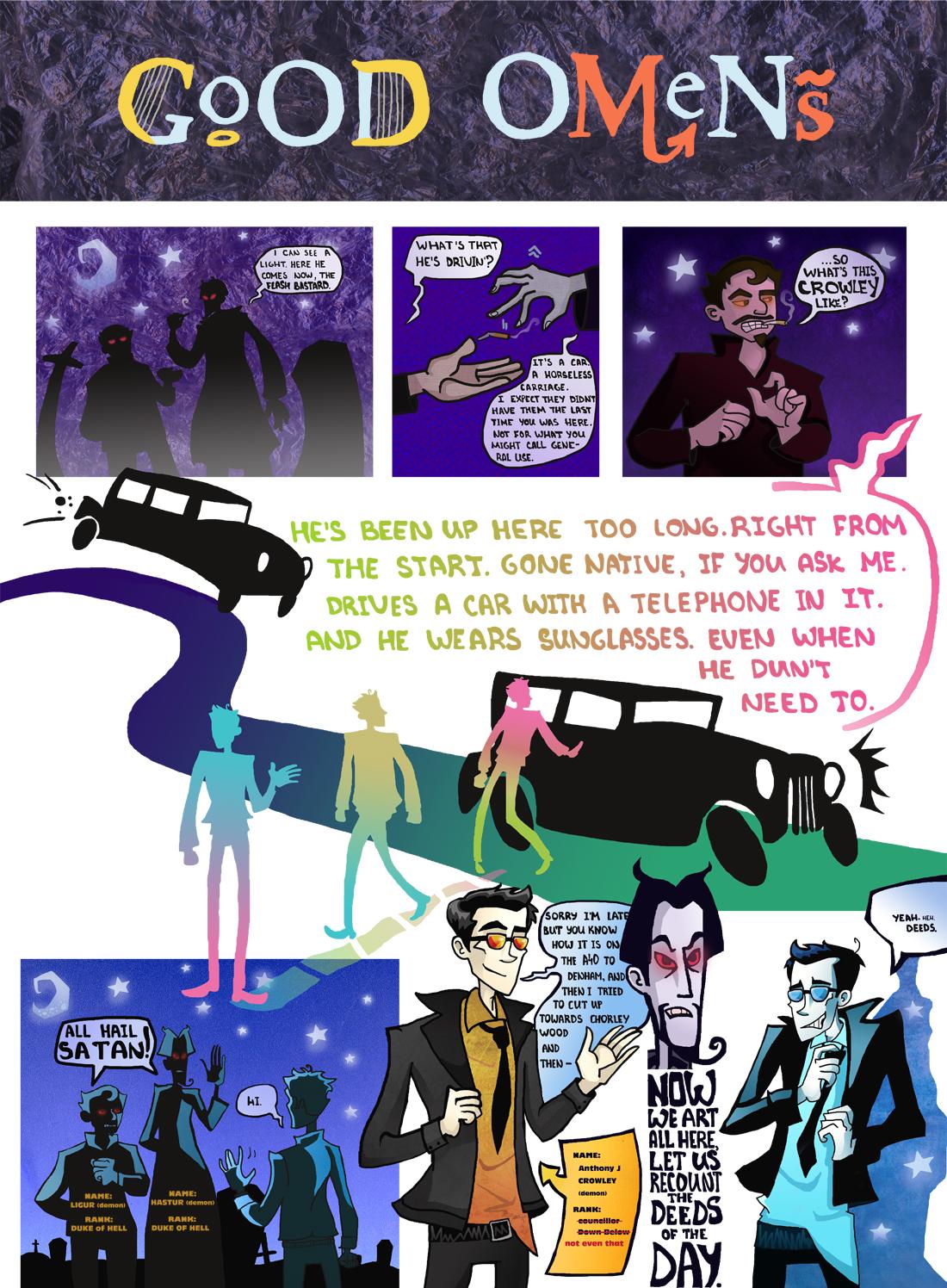 GO Graveyard Scene page_1 by Grrrenadine