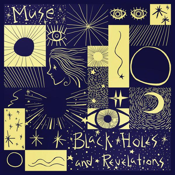 black holes and revelations artwork - photo #16