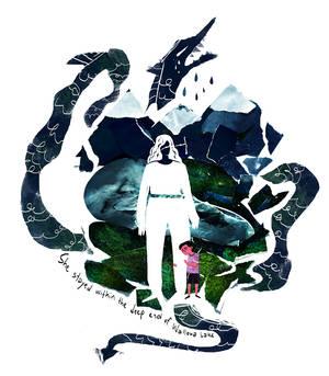 Wallowa Lake Monster