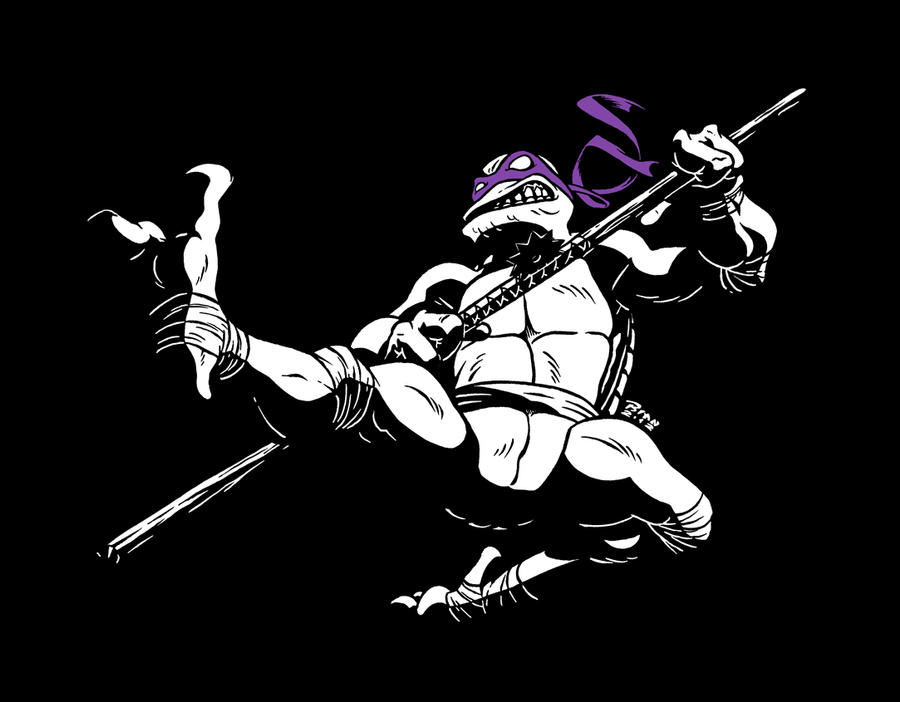 SP Sketch 11 - Teenage Mutant Ninja Turtles