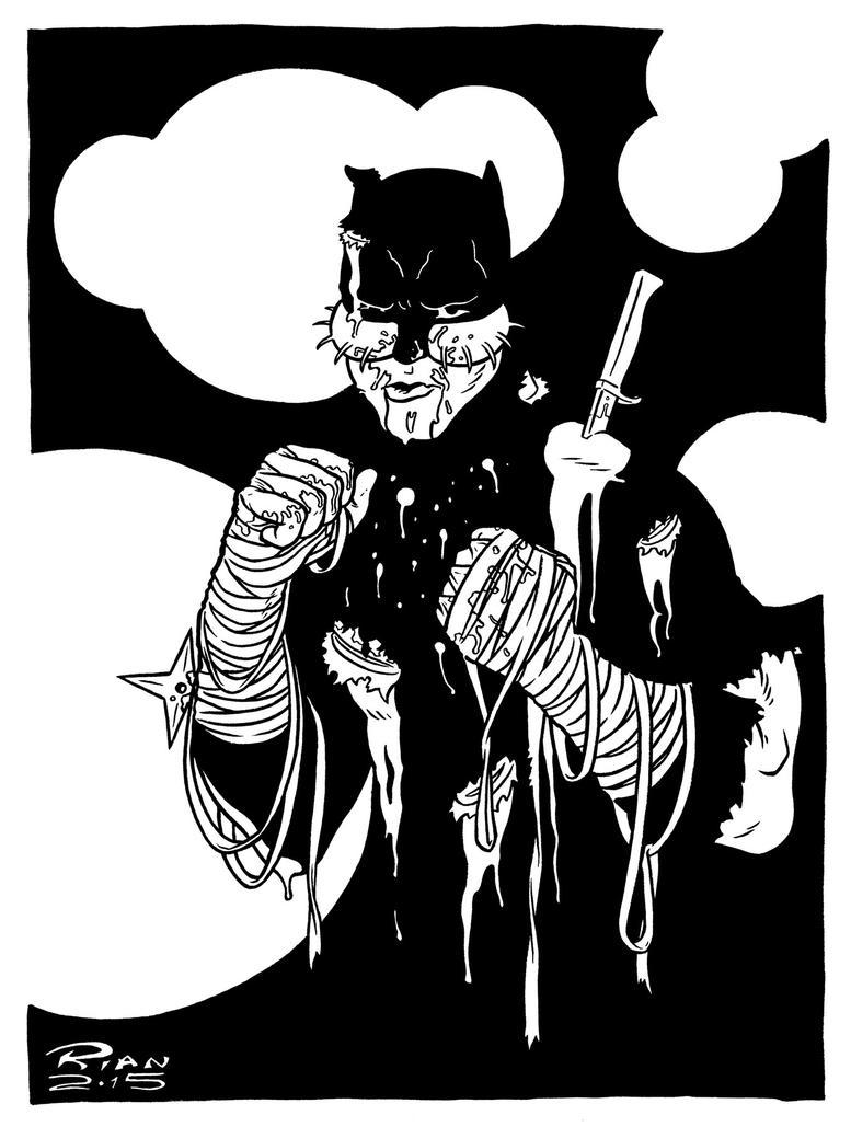 Art...Or Else! - Wildcat by rianmiller