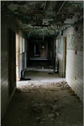 Silent hallway