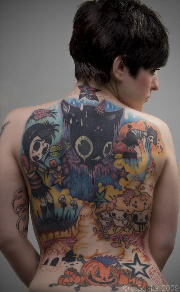 Marissa's Tattoo