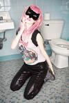 Kitty Bathroom