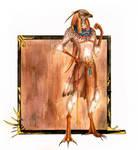 Horus by kaizerin