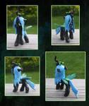 My Little Pony Blindbag Chrysalis Custom