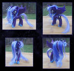 My Little Pony Princess Luna Custom