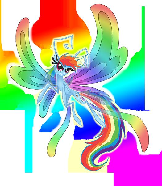 my little pony rainbow dash breeziekaizerin on deviantart
