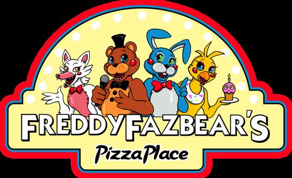 FNAF2 Freddy Fazbear Logo shirt design