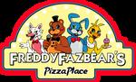 FNAF2 Freddy Fazbear Logo shirt design by kaizerin