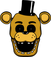 FNAF Golden Freddy shirt design by kaizerin