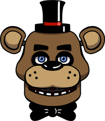 Five Nights at Freddy's Freddy shirt design by kaizerin
