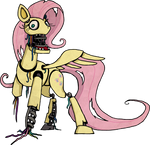 My Little Pony Fluttershy Animatronic