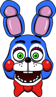 FNAF Toy Bonnie shirt design by kaizerin