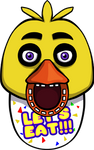 Five Nights at Freddy's Chica shirt design
