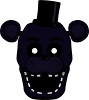 FNAF Shadow Freddy shirt design by kaizerin