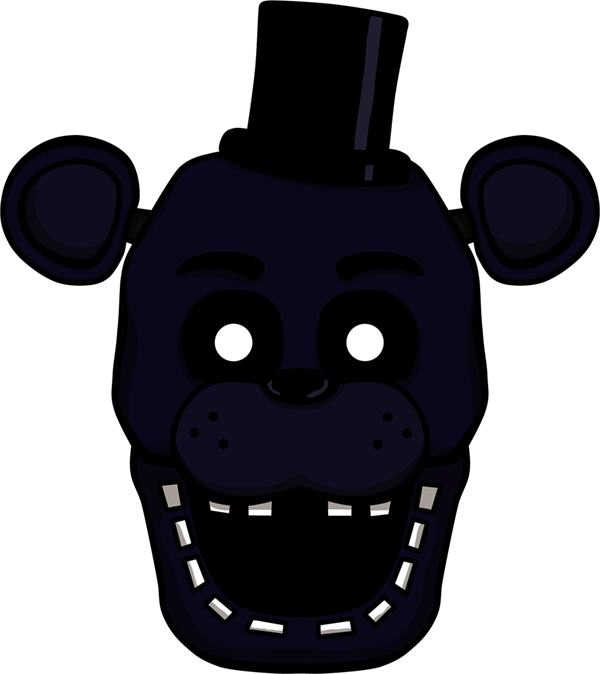 Fnaf shadow freddy shirt design by kaizerin on deviantart