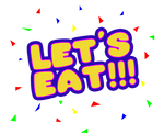 Five Nights at Freddy's Let's Eat! shirt design