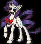 My Little Pony Rarity Animatronic