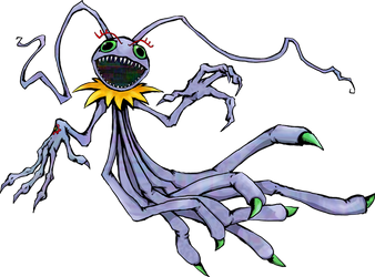 Digimon Keramon shirt design by kaizerin