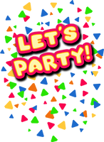 Five Nights at Freddy's Let's Party shirt design by kaizerin