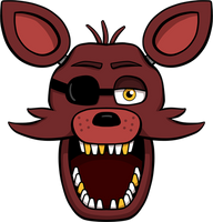 Five Nights at Freddy's Foxy shirt design by kaizerin
