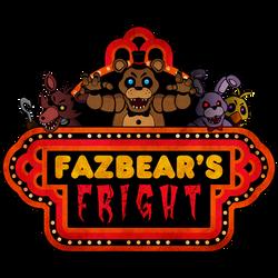 Five Nights at Freddy's Fazbear's Fright Logo