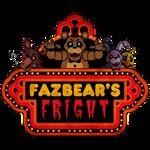 Five Nights at Freddy's Fazbear's Fright Logo by kaizerin