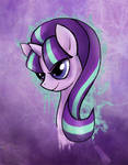 Starlight Glimmer doodle