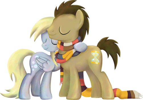 My Little Pony - Derpy and The Doctor