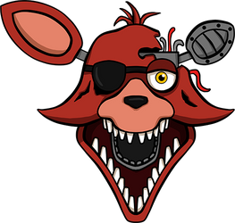 Five Nights at Freddy's 2 - Foxy shirt design by kaizerin