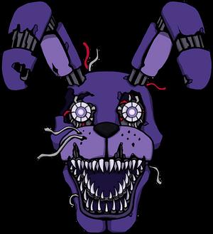 Five Nights at Freddy's -Nightmare Bonnie