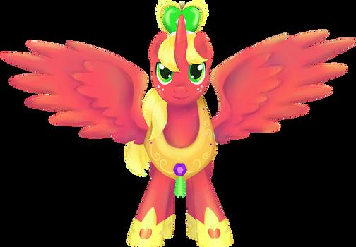 My Little Pony - Princess Big Mac shirt design