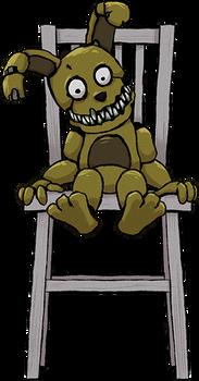 Five Nights at Freddy's - Plushtrap