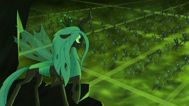 My Little Pony - Queen Chrysalis Be Prepared