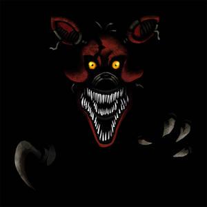 Five Nights at Freddy's FNaF4 Nightmare Foxy alone